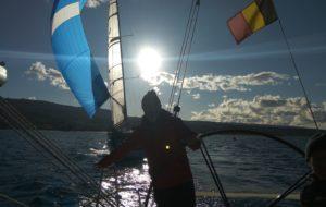 Campionato di vela d'altura: il Centro Velico di Cetraro vince e convince