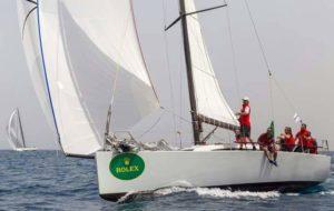Rolex e Mylius Cup, a Capri torna la vela da sogno. Presente anche il Centro Velico Lampetia di Cetraro con Francesco Burza, armatore del Mylius Hydra