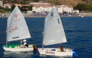 Gli allievi della scuola di vela del CVL sbarcano a Soverato