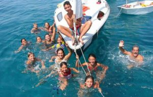 Riapre la scuola di vela estiva