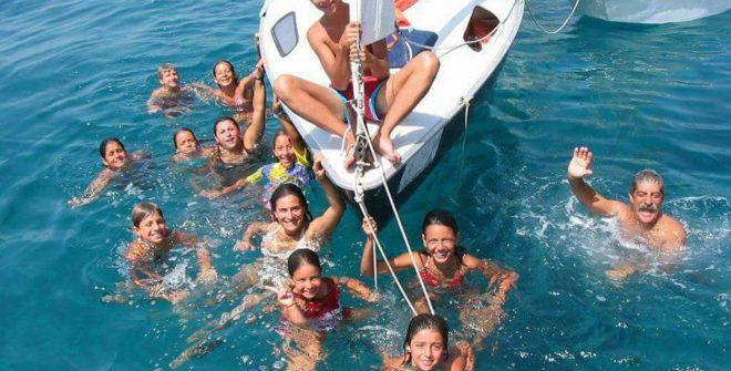Cetraro, al via i corsi di vela estivi