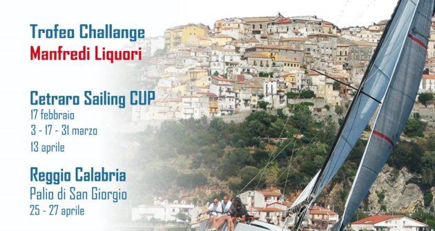Riparte da Cetraro il campionato di vela d'altura regionale