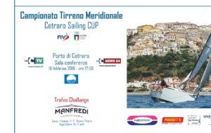 Vela lungo la Riviera dei Cedri: al via la Cetraro Sailing Cup
