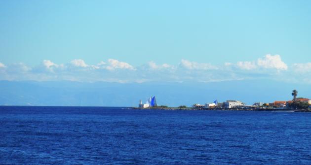"La flotta del CVL ""invade"" le Isole Eolie"